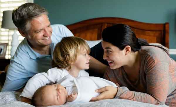 Famille - Apnée du sommeil