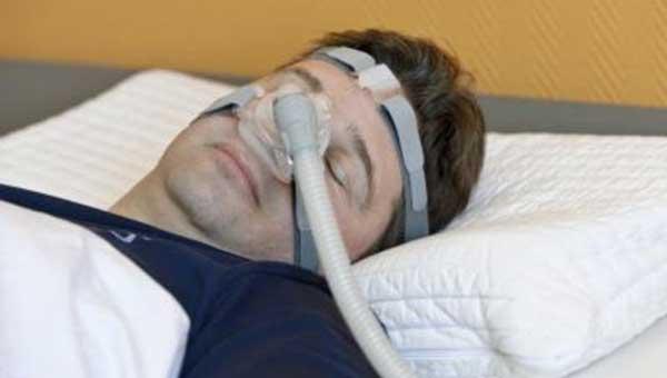 Machine apnée du sommeil