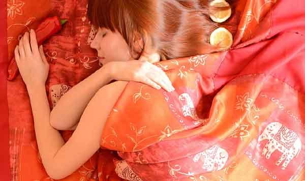 Femme - Apnée du sommeil