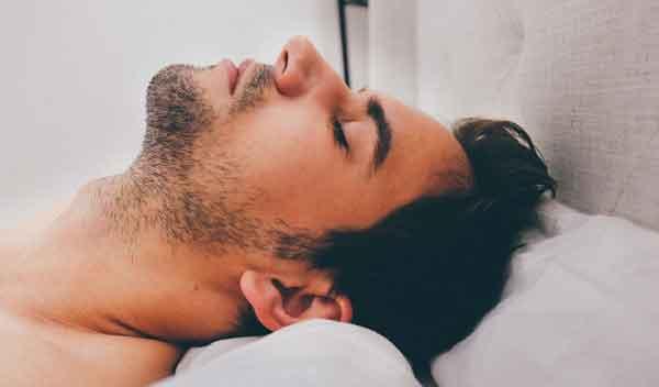 Homme - Apnée du sommeil