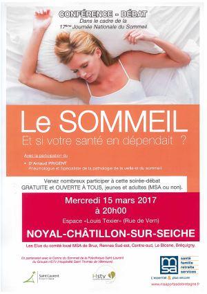 Journée du Sommeil Rennes