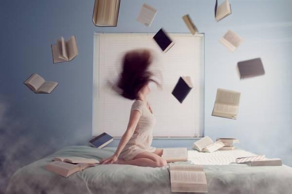 Lire pour s'endormir
